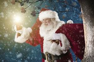 Find Father Christmas at Blakemere's Christmas Woodland