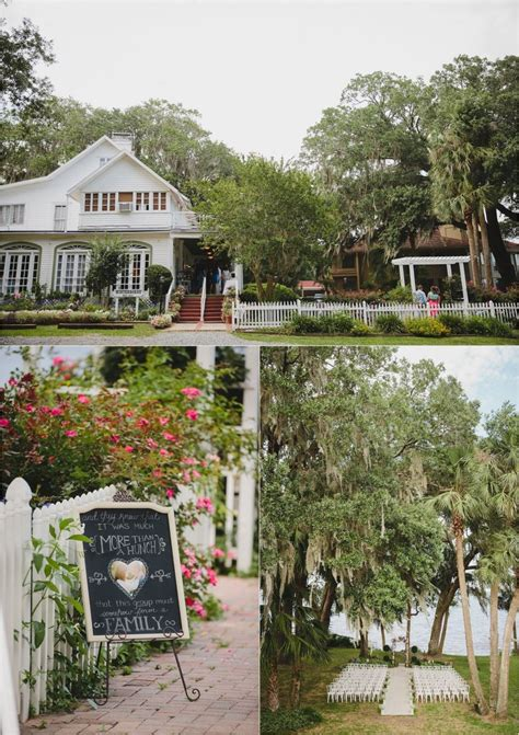 winterbourne inn wedding wedding venues florida