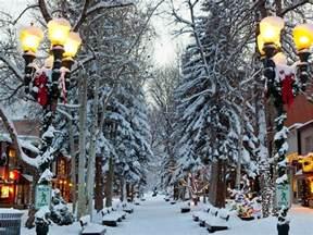 dreaming of a white christmas in aspen living magazine
