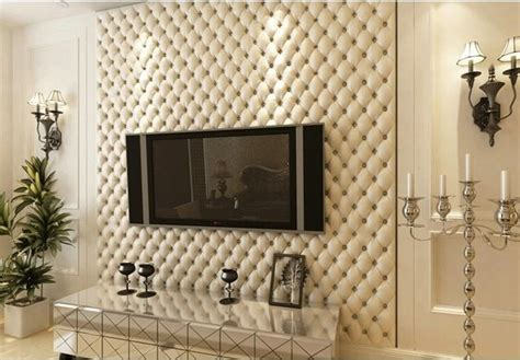 3d Wallpaper Texture For Bedroom by 3d Wallpaper Leather Texture Luxury Wall Paper Roll For