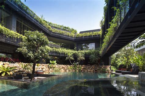 Hanging Gardens  Inhabitat  Green Design, Innovation