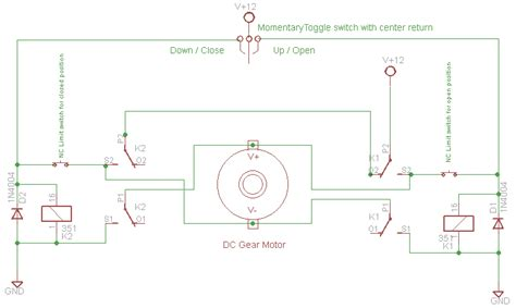 motor control circuits