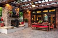 lovely patio room design ideas Gartenkamin selber bauen - Tipps, die beim Bau hilfreich ...