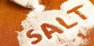 Don U0026 39 T Hold The Salt  Attempts To Curb Sodium Intake Are