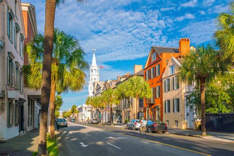 Thinking about moving to Charleston, SC? - Saussy Burbank