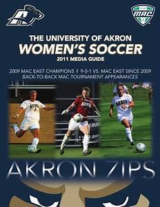 2011 University of Akron Women's Soccer Media Guide by ...