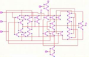 Circuit Diagram Of A One