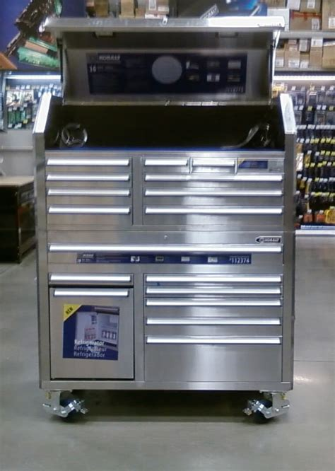 kobalt tool cabinet with stereo image gallery kobalt tool boxes