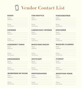 a montana wedding wedding planning wedding and weddings With wedding vendor checklist template