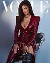 Kylie Jenner turns bombshell for Vogue Hong Kong August 2020