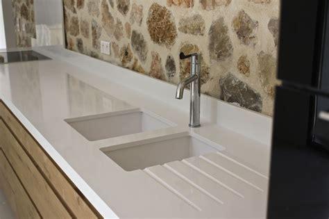 plan de travail cuisine avec evier integre plans de travail de cuisine marbrerie bonaldi