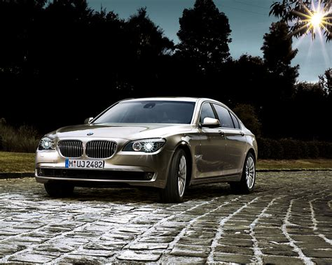 New Bmw 7 Series Hd Photos, Pics & Images