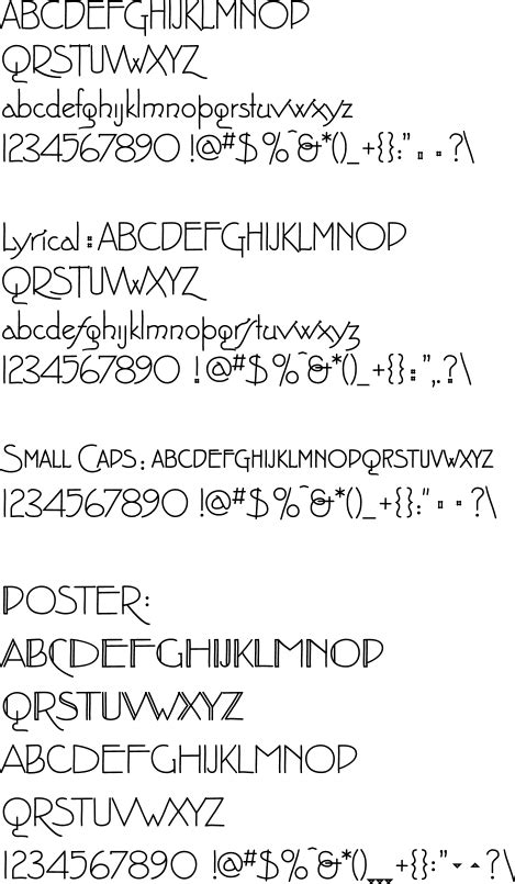 Very Popular Images Font Name Architect Bold