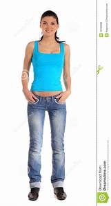Young Woman Standing Royalty Free Stock Photos - Image ...