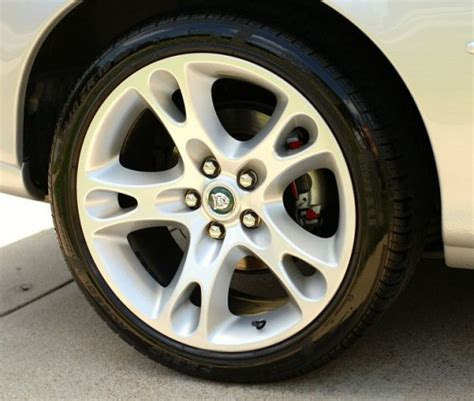 jaguar xk xkr apollo alloy wheels   refurbished