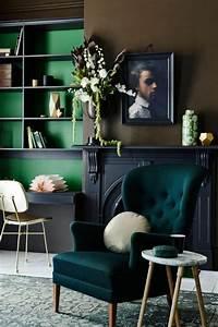 astus deco pas cher decorer son appartement canape vert With decorer son appartement pas cher