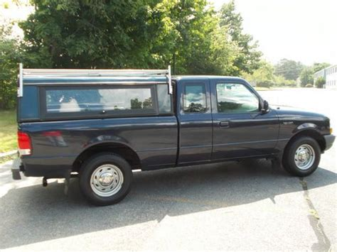 4 Cylinder Ford Ranger by Find Used 2000 Ford Ranger Supercab 4 Cylinder 5 Speed Cap