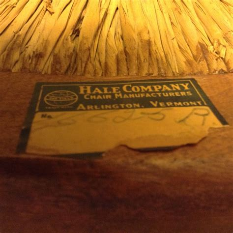 Boling Chair Company Pattern 264 by Age Value Of Hale Chair My Antique Furniture Collection