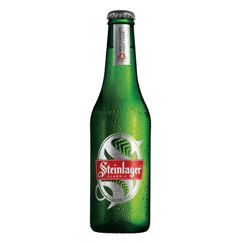 Steinlager Classic 330ml 24 pack   top selling NZ beer