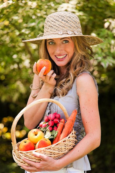 woman   fruit market stock image image  seasonal