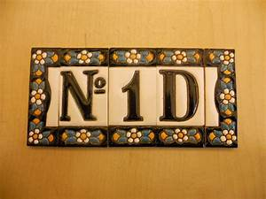 address house tiles numbers and letters www With ceramic letters and numbers