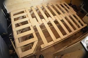 An extending bed in my DIY van conversion - Vandog Traveller