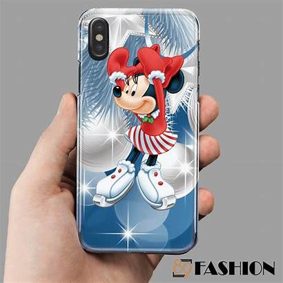 Phone Case Led Minnie Mouse Disney Filter