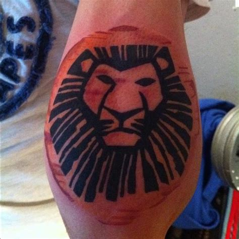 Wild Tattoos Lion King Tattoos