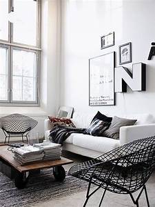 Wohnzimmer Industrial Style : einrichten und dekorieren industrial style interior einrichtung dekoration pinterest ~ Whattoseeinmadrid.com Haus und Dekorationen