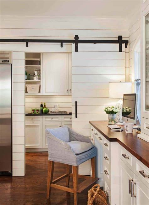Kitchens With Shiplap Walls by 37 Most Beautiful Exles Of Using Shiplap In The Home