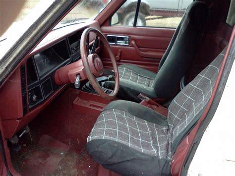 1986 jeep comanche interior 1986 jeep comanche a change in path jeep cherokee forum