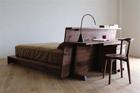 Small Space Solution: Live/Work Furniture from Hirashima in Japan   Remodelista