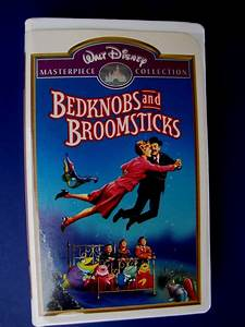 Bedknobs And Broomsticks Walt Disney Masterpiece ...