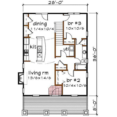 Basement Bathroom Designs Plans by Bungalow Style House Plan 3 Beds 2 00 Baths 1460 Sq Ft