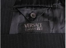 Versace Suit Lines CoutureVersusCollection Styleforum