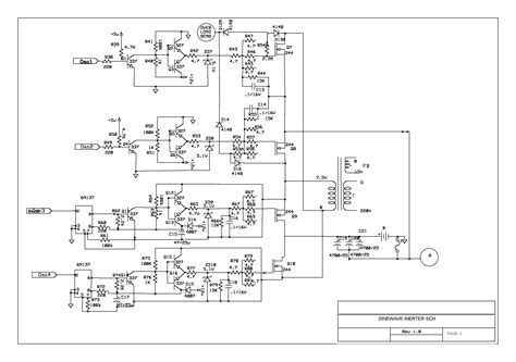 wiring diagram for inverter on boat wiring diagram and