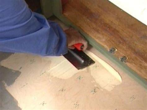install vinyl flooring    slate