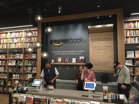 amazon book store  open  bellevue square downtown