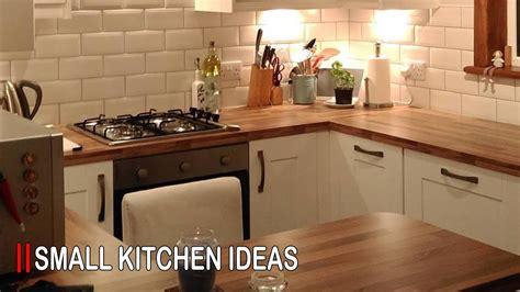 small kitchen design ideas  small space  youtube