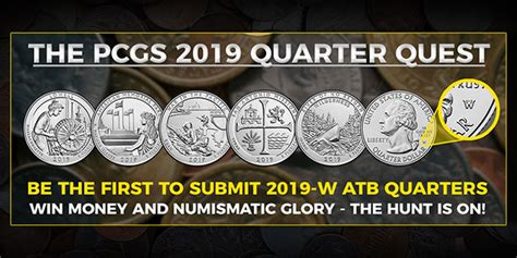 lucky collectors  pcgs rewards  finding west point mint mark quarters