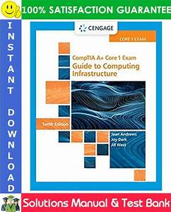 Comptia A  Core 1 Exam  Guide To Computing Infrastructure