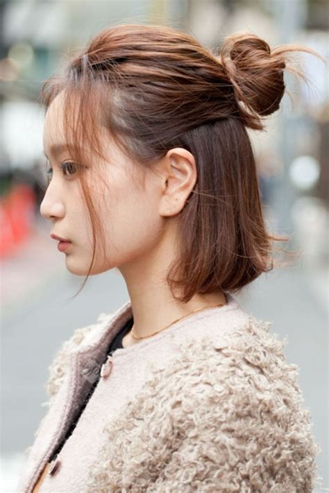 10+ Beautiful Korean Short Hairstyles For Steal Of The