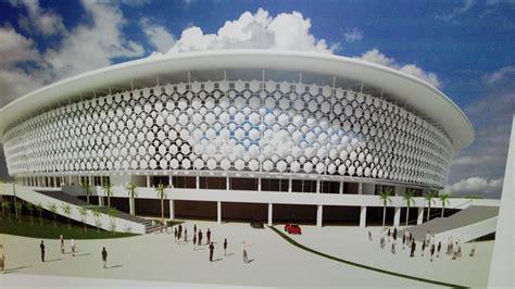 siege stade olympique capitalafrique com projet de réalisation du stade
