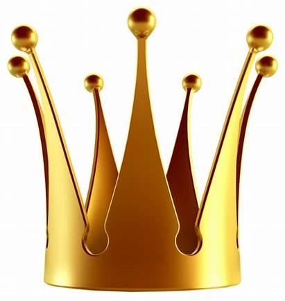 Crown Clipart Coroa Transparent Tall Dourada Prince