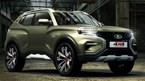 lada 4x4 kaufen 2019 lada 4x4 vision suv unveiled