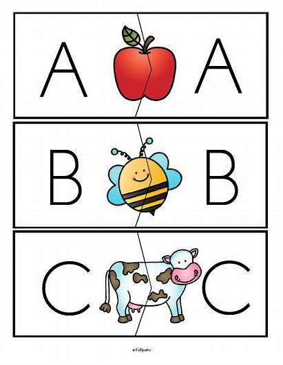 Alphabet Letters Case Lower Preschool Printable Upper