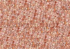 Seamless red stone wall - texture pattern for continuous ...