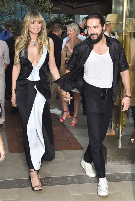 How Heidi Klum Has Been Hinting Her Marriage Tom