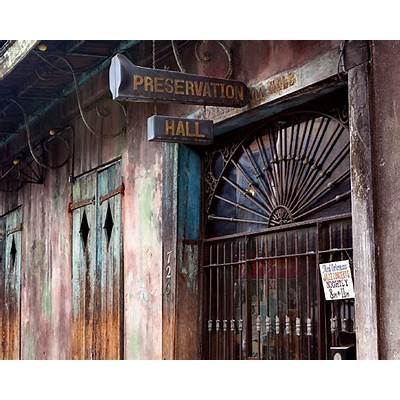 Haunted Nation: Preservation Hall - New Orleans LA (The