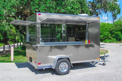 Columbia XL10 Mobile Kitchen   DreamMaker Hot Dog Carts